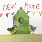 Alex Clark Art - Greeting Card - Little Sparkles - Bird House